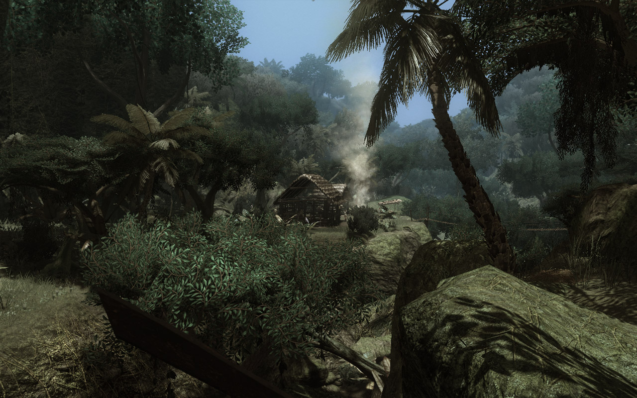 Jungle Bivouac (Click image or link to go back)