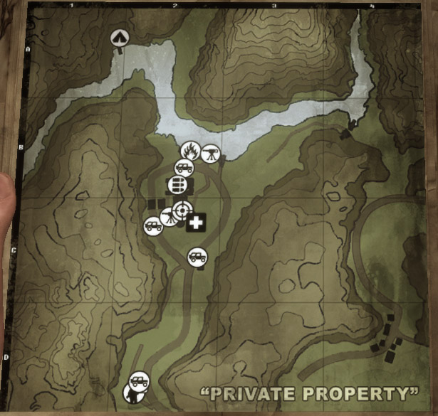 Private Property - Click the image to go back