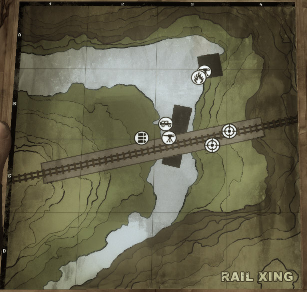 Rail Xing - Click the image to go back