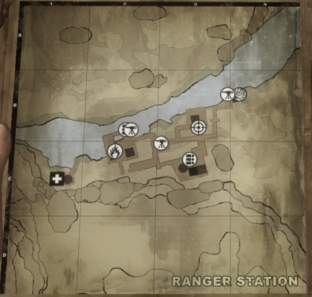 Ranger Station - Click the image to go back