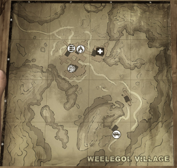 Weelegol Village - Click the image to go back