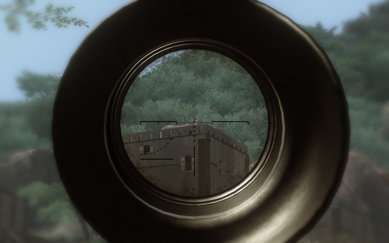 Watch out for snipers (Click image or link to go back)