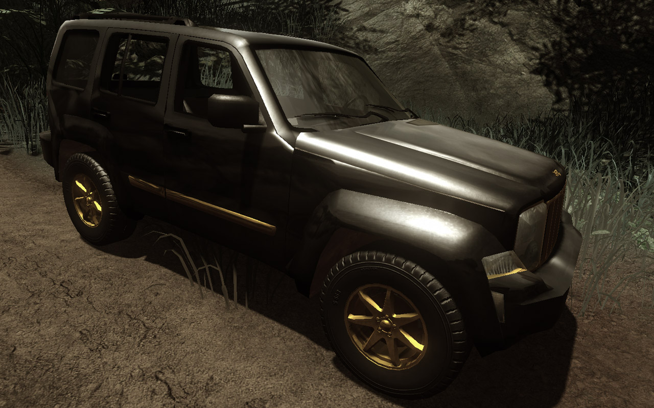 Jeep Liberty (Click image or link to go back)