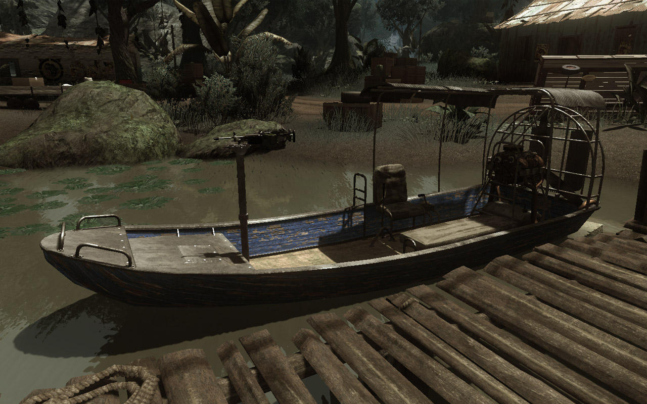 Swamp Boat (Click image or link to go back)